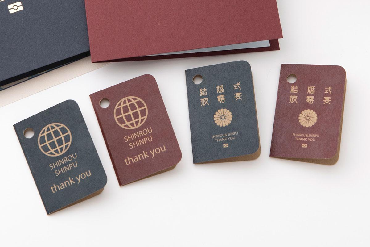 パスポートthank youタグ